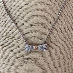 Henri Bender Bow necklace